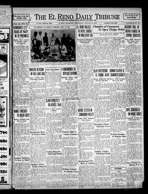 Primary view of object titled 'The El Reno Daily Tribune (El Reno, Okla.), Vol. 46, No. 272, Ed. 1 Wednesday, January 19, 1938'.