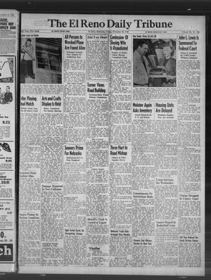 Primary view of The El Reno Daily Tribune (El Reno, Okla.), Vol. 55, No. 228, Ed. 1 Friday, November 22, 1946