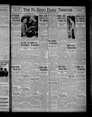 Primary view of object titled 'The El Reno Daily Tribune (El Reno, Okla.), Vol. 50, No. 157, Ed. 1 Sunday, August 31, 1941'.