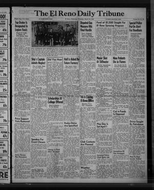 Primary view of object titled 'The El Reno Daily Tribune (El Reno, Okla.), Vol. 59, No. 26, Ed. 1 Thursday, March 30, 1950'.