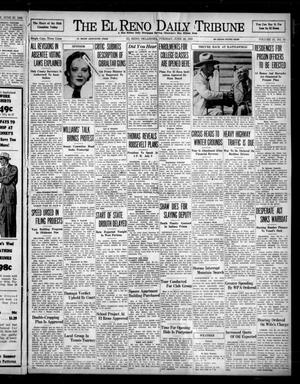 Primary view of object titled 'The El Reno Daily Tribune (El Reno, Okla.), Vol. 47, No. 97, Ed. 1 Tuesday, June 28, 1938'.