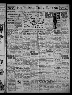 Primary view of object titled 'The El Reno Daily Tribune (El Reno, Okla.), Vol. 50, No. 71, Ed. 1 Thursday, May 22, 1941'.