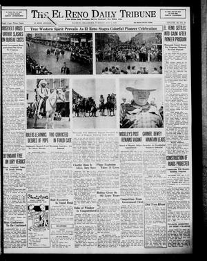Primary view of object titled 'The El Reno Daily Tribune (El Reno, Okla.), Vol. 48, No. 64, Ed. 1 Tuesday, May 9, 1939'.