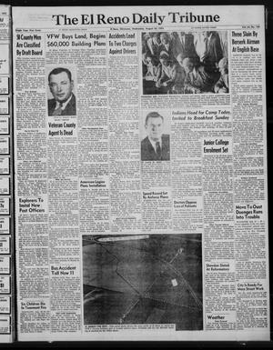 Primary view of The El Reno Daily Tribune (El Reno, Okla.), Vol. 64, No. 150, Ed. 1 Wednesday, August 24, 1955