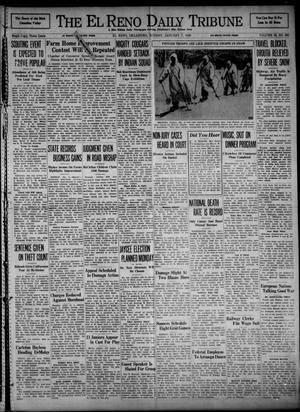 Primary view of The El Reno Daily Tribune (El Reno, Okla.), Vol. 48, No. 269, Ed. 1 Sunday, January 7, 1940