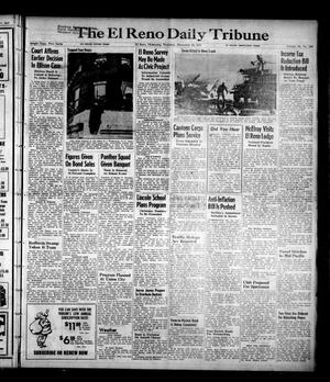 Primary view of object titled 'The El Reno Daily Tribune (El Reno, Okla.), Vol. 56, No. 248, Ed. 1 Thursday, December 18, 1947'.
