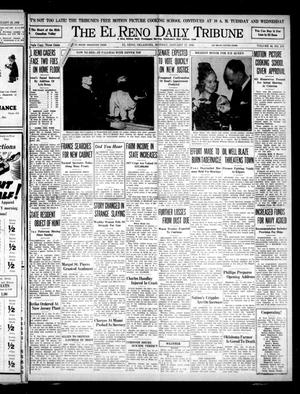 Primary view of object titled 'The El Reno Daily Tribune (El Reno, Okla.), Vol. 46, No. 270, Ed. 1 Monday, January 17, 1938'.