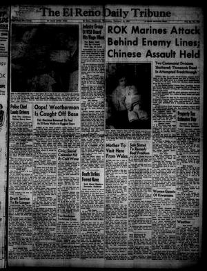 Primary view of object titled 'The El Reno Daily Tribune (El Reno, Okla.), Vol. 59, No. 299, Ed. 1 Wednesday, February 14, 1951'.