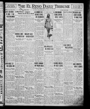 Primary view of object titled 'The El Reno Daily Tribune (El Reno, Okla.), Vol. 48, No. 2, Ed. 1 Sunday, February 26, 1939'.