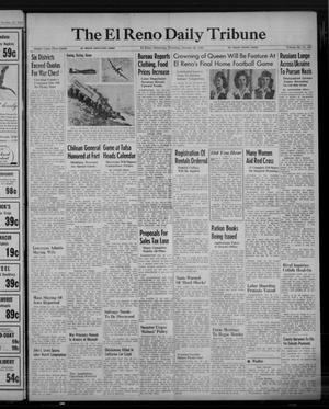 Primary view of The El Reno Daily Tribune (El Reno, Okla.), Vol. 52, No. 206, Ed. 1 Thursday, October 28, 1943