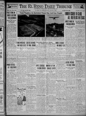 Primary view of object titled 'The El Reno Daily Tribune (El Reno, Okla.), Vol. 48, No. 146, Ed. 1 Monday, August 14, 1939'.
