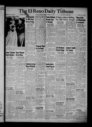 Primary view of object titled 'The El Reno Daily Tribune (El Reno, Okla.), Vol. 54, No. 299, Ed. 1 Tuesday, February 19, 1946'.
