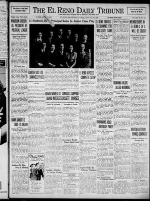 Primary view of object titled 'The El Reno Daily Tribune (El Reno, Okla.), Vol. 48, No. 283, Ed. 1 Tuesday, January 23, 1940'.