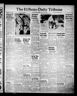 Primary view of object titled 'The El Reno Daily Tribune (El Reno, Okla.), Vol. 53, No. 255, Ed. 1 Tuesday, December 26, 1944'.