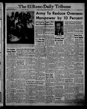Primary view of object titled 'The El Reno Daily Tribune (El Reno, Okla.), Vol. 62, No. 66, Ed. 1 Sunday, May 17, 1953'.