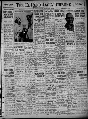 Primary view of The El Reno Daily Tribune (El Reno, Okla.), Vol. 49, No. 105, Ed. 1 Sunday, June 30, 1940