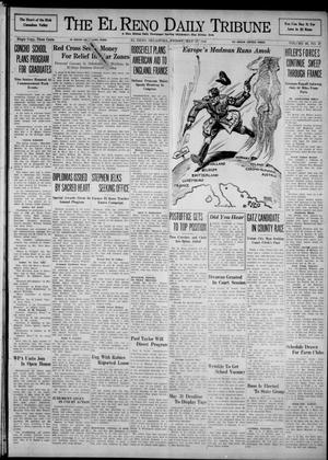 Primary view of The El Reno Daily Tribune (El Reno, Okla.), Vol. 49, No. 68, Ed. 1 Sunday, May 19, 1940