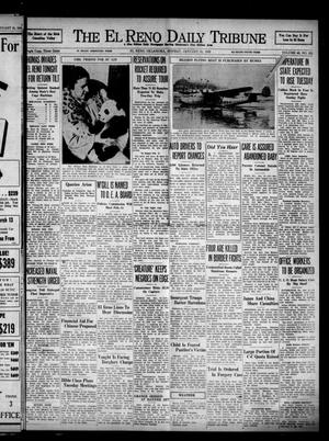 Primary view of object titled 'The El Reno Daily Tribune (El Reno, Okla.), Vol. 46, No. 282, Ed. 1 Monday, January 31, 1938'.