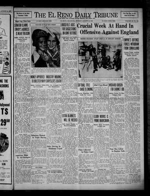 Primary view of The El Reno Daily Tribune (El Reno, Okla.), Vol. 49, No. 148, Ed. 1 Monday, August 19, 1940