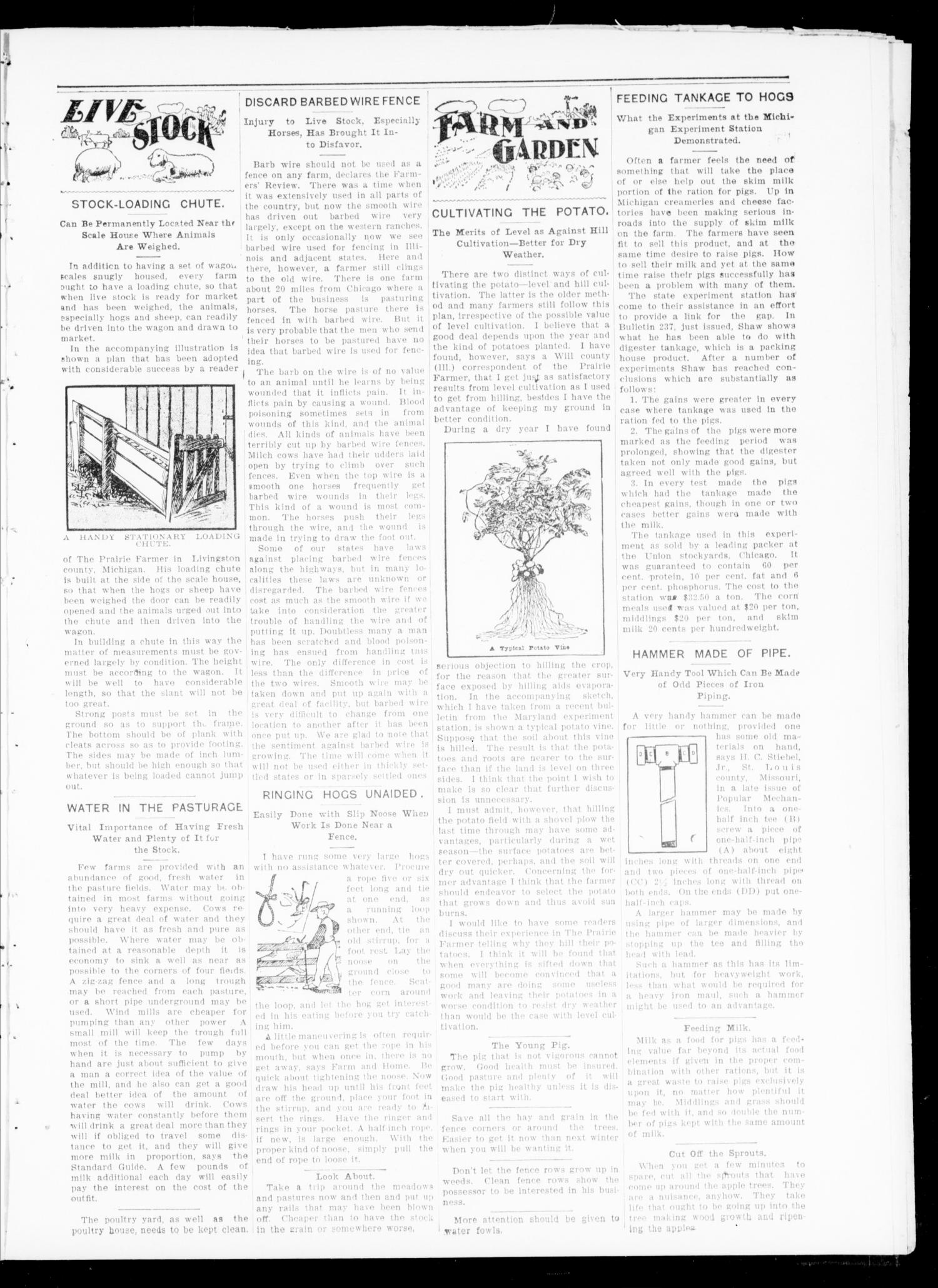 The American Methodist (Stroud, Okla.), Vol. 2, No. 2, Ed. 1 Wednesday, August 1, 1906                                                                                                      [Sequence #]: 3 of 8