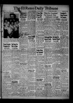 Primary view of The El Reno Daily Tribune (El Reno, Okla.), Vol. 54, No. 261, Ed. 1 Sunday, January 6, 1946