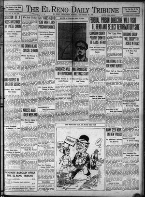 Primary view of The El Reno Daily Tribune (El Reno, Okla.), Vol. 39, No. 283, Ed. 1 Monday, December 29, 1930