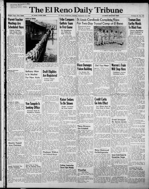 Primary view of object titled 'The El Reno Daily Tribune (El Reno, Okla.), Vol. 57, No. 171, Ed. 1 Sunday, September 19, 1948'.