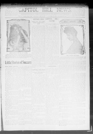 Primary view of object titled 'Capitol Hill News. (Capitol Hill, Okla.), Vol. 2, No. 51, Ed. 1 Thursday, August 22, 1907'.