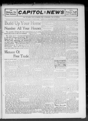 Primary view of object titled 'Capitol Hill News (Capitol Hill, Okla.), Vol. 6, No. 35, Ed. 1 Saturday, June 3, 1911'.