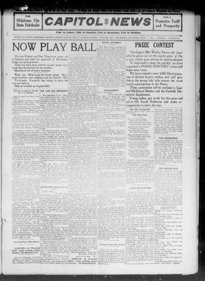 Primary view of object titled 'Capitol Hill News (Capitol Hill, Okla.), Vol. 6, No. 48, Ed. 1 Saturday, September 2, 1911'.