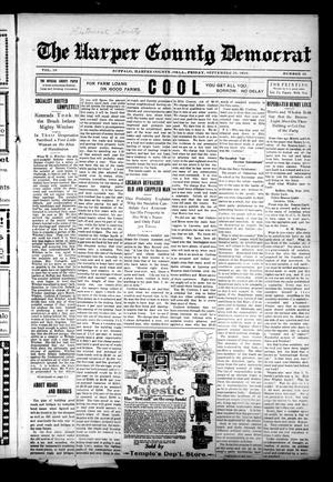 Primary view of object titled 'The Harper County Democrat (Buffalo, Okla.), Vol. 10, No. 26, Ed. 1 Friday, September 29, 1916'.
