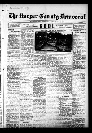Primary view of object titled 'The Harper County Democrat (Buffalo, Okla.), Vol. 10, No. 6, Ed. 1 Friday, May 12, 1916'.