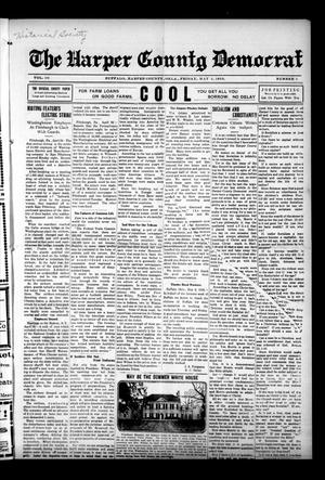 Primary view of object titled 'The Harper County Democrat (Buffalo, Okla.), Vol. 10, No. 5, Ed. 1 Friday, May 5, 1916'.