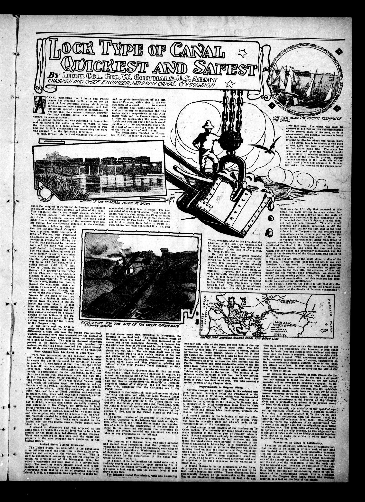 Colony Courier (Colony, Okla.), Vol. 1, No. 7, Ed. 1 Saturday, October 23, 1909                                                                                                      [Sequence #]: 3 of 8