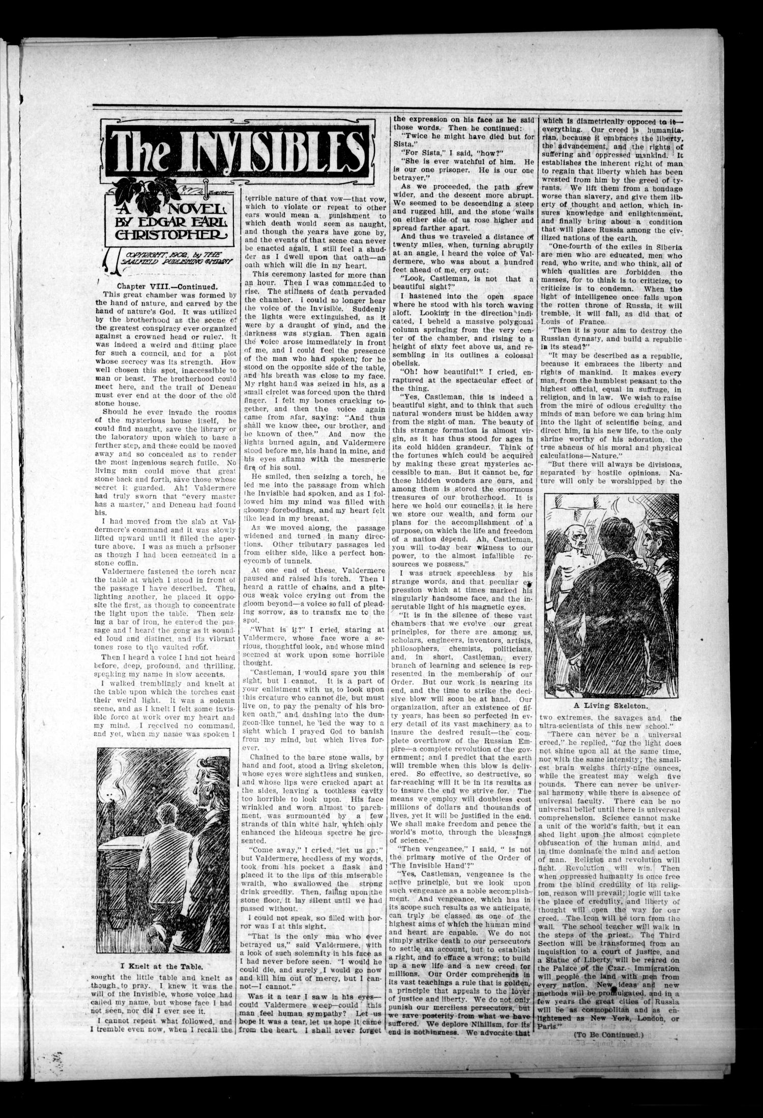 The Post. (Brule, Okla. Terr.), Vol. 2, No. 4, Ed. 1 Friday, June 29, 1906                                                                                                      [Sequence #]: 3 of 12