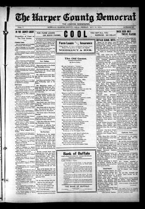 Primary view of object titled 'The Harper County Democrat (Buffalo, Okla.), Vol. 7, No. 28, Ed. 1 Friday, October 31, 1913'.