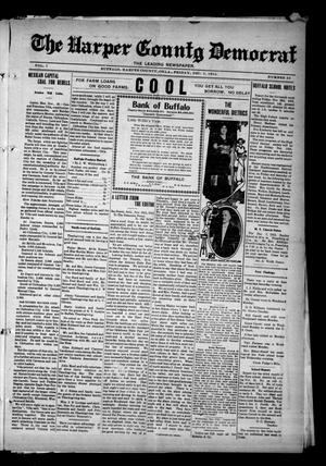 Primary view of object titled 'The Harper County Democrat (Buffalo, Okla.), Vol. 7, No. 33, Ed. 1 Friday, December 5, 1913'.