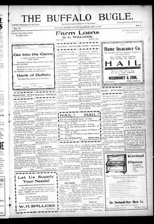 Primary view of The Buffalo Bugle. (Buffalo, Okla.), Vol. 9, No. 6, Ed. 1 Thursday, May 8, 1913