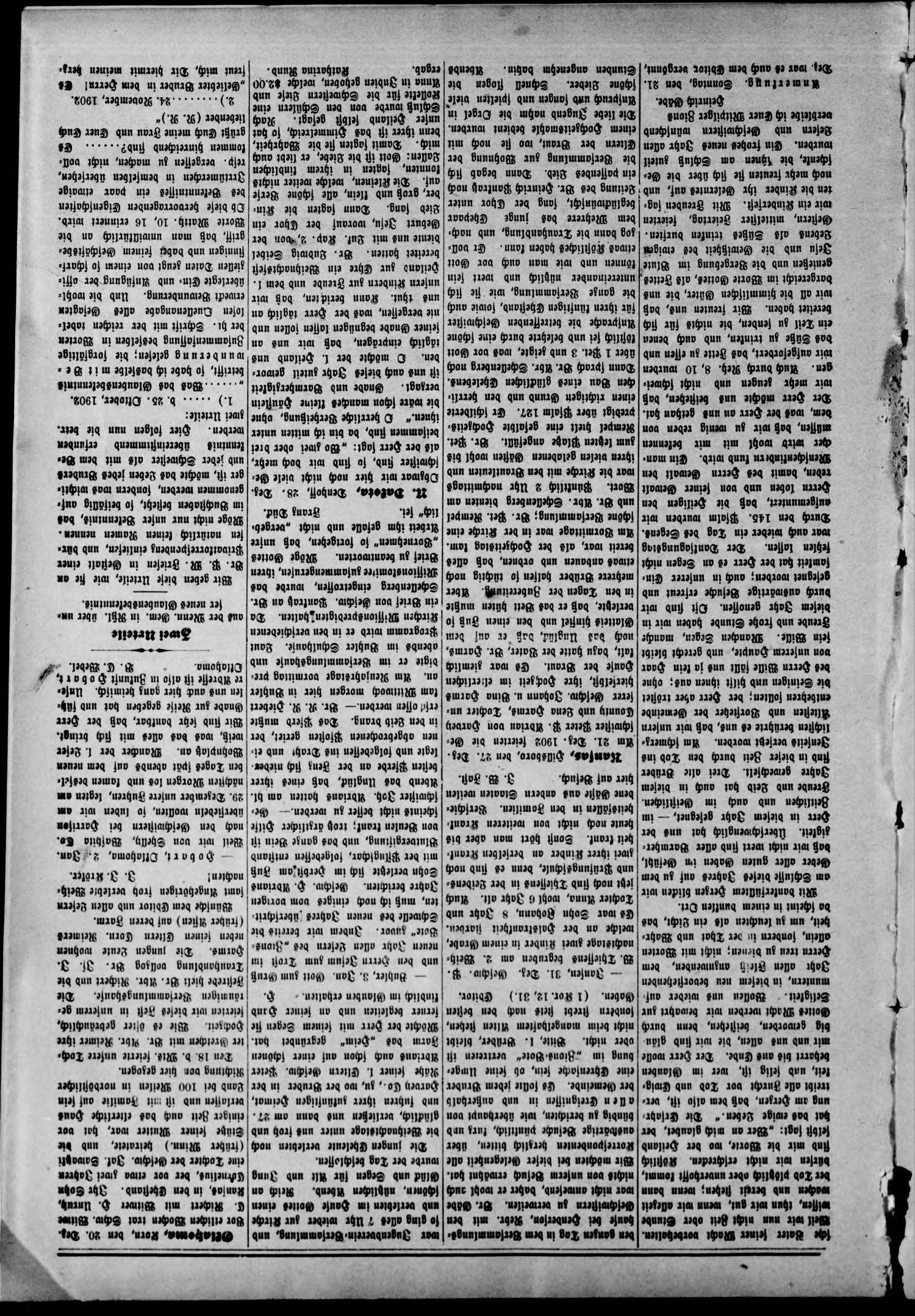 Zions--Bote. (Medford, Okla.), Vol. 19, No. 1, Ed. 1 Wednesday, January 7, 1903                                                                                                      [Sequence #]: 5 of 8