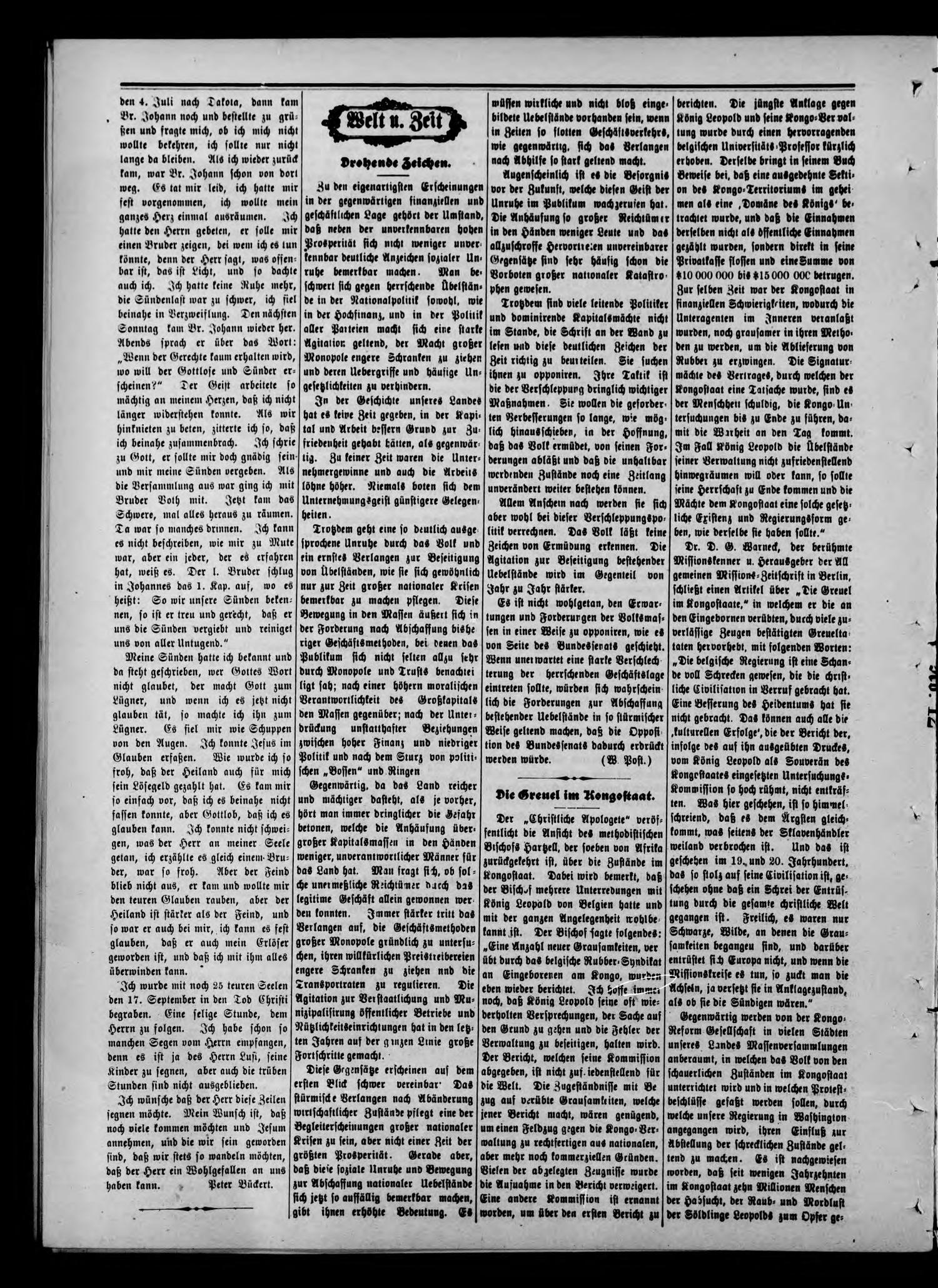 Zions--Bote. (Medford, Okla.), Vol. 22, No. 12, Ed. 1 Wednesday, March 21, 1906                                                                                                      [Sequence #]: 4 of 8