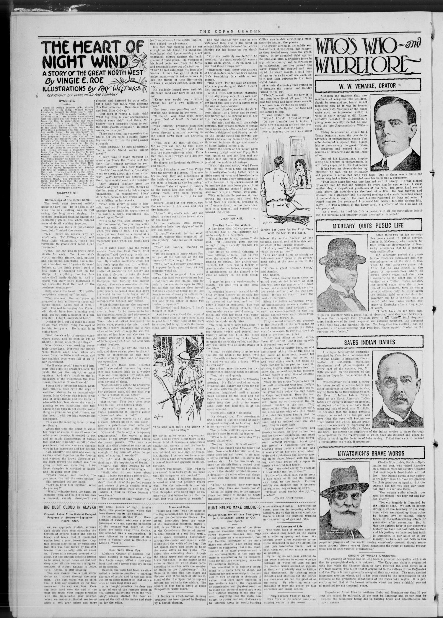 The Copan Leader. (Copan, Okla.), Vol. 1, No. 6, Ed. 1 Friday, March 3, 1916                                                                                                      [Sequence #]: 3 of 9