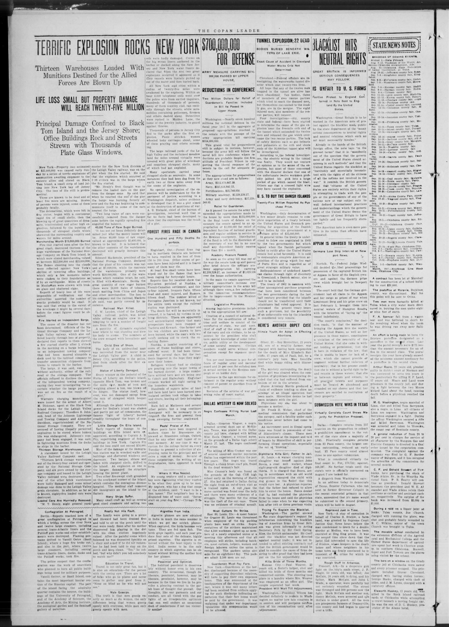 The Copan Leader. (Copan, Okla.), Vol. 1, No. 28, Ed. 1 Friday, August 4, 1916                                                                                                      [Sequence #]: 4 of 8