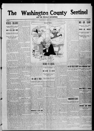 Primary view of object titled 'The Washington County Sentinel And The Weekly Enterprise (Bartlesville, Okla.), Vol. 10, No. 16, Ed. 1 Friday, May 29, 1914'.