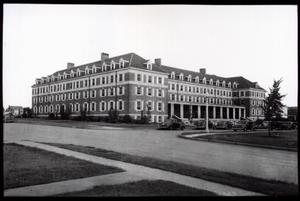 Primary view of object titled 'Murray Hall  at Oklahoma State University in Stillwater, Oklahoma'.