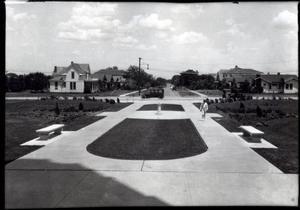 Primary view of object titled 'Oklahoma City University in Oklahoma City, Oklahoma'.