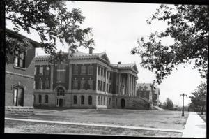 Primary view of object titled 'Morrill Hall  at Oklahoma State University in Stillwater, Oklahoma'.
