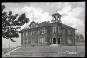Primary view of object titled 'Northside School in Tulsa'.