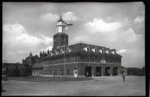 Primary view of object titled 'Fire Service Training Building in Stillwater, Oklahoma'.