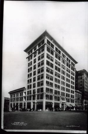 Primary view of object titled 'Daniel Building in Tulsa'.