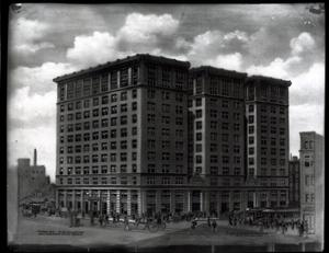 Primary view of object titled 'Terminal Building in Oklahoma City'.